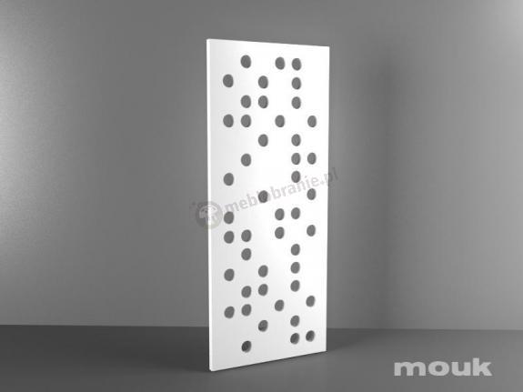 Panele ażurowe dekoracyjne mdf Mouk - Lm-Moon - 100x240 - 18mm