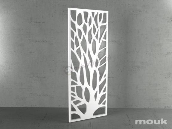 Panele ażurowe dekoracyjne mdf Mouk - Lm-Amatore - 100x240 - 18mm