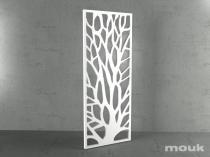 Panele ażurowe dekoracyjne mdf Mouk - Lm-Amatore - 90x200 - 18mm