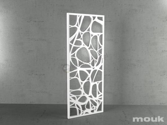 Panele ażurowe dekoracyjne mdf Mouk - Lm-Ribbon - 100x240 - 18mm