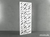 Panele ażurowe dekoracyjne mdf Mouk - Lm-Dam - 90x200 - 18mm