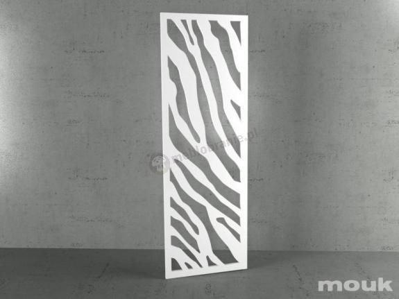 Panele ażurowe dekoracyjne mdf Mouk - Lm-Zebra - 100x240 - 18mm