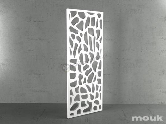 Panele ażurowe dekoracyjne mdf Mouk - Lm-Sponge - 100x240 - 18mm