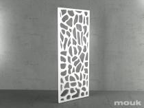 Panele ażurowe dekoracyjne mdf Mouk - Lm-Sponge - 90x200 - 18mm