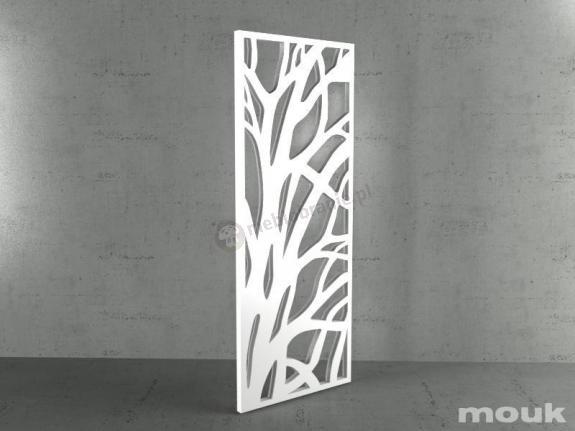 Panele ażurowe dekoracyjne mdf Mouk - Lm-Tree - 100x240 - 18mm