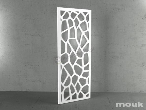 Panele ażurowe dekoracyjne mdf Mouk - Lm-Nasha - 100x240 - 18mm