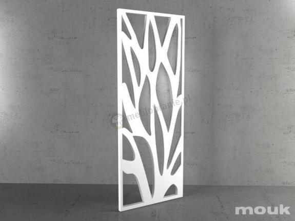 Panele ażurowe dekoracyjne mdf Mouk - Lm- Coral - 100x240 - 18mm