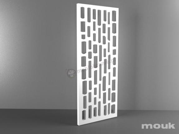 Panele ażurowe dekoracyjne mdf Mouk - Lm-Etna - 100x240 - 18mm