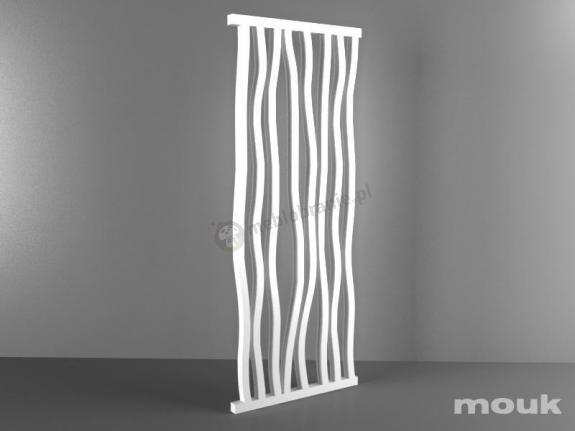 Panele ażurowe dekoracyjne mdf Mouk - Lm-Lianas - 100x240 - 18mm