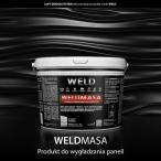 Masa szpachlowa paneli 3D WELDMASA - Loft Design System