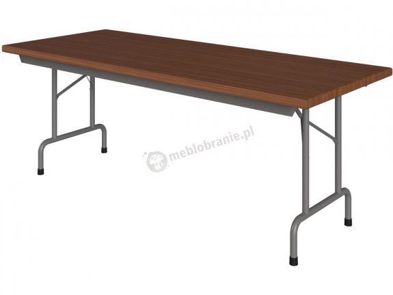 Stół ze składanym stelażem 200x80 Rico 4 orzech