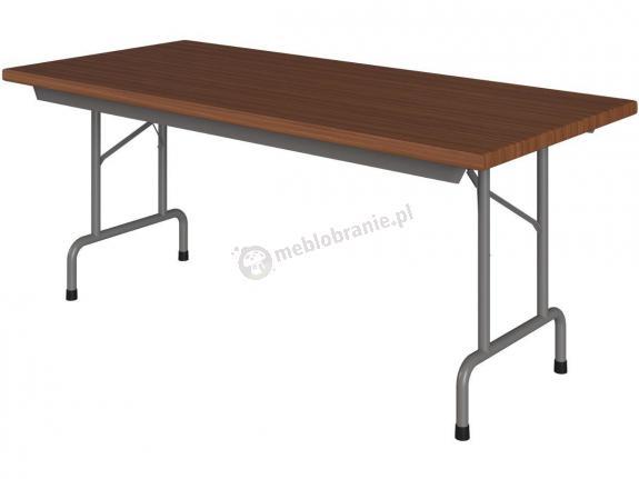 Stół rozkładany bankietowy 180x80 Rico 3 orzech