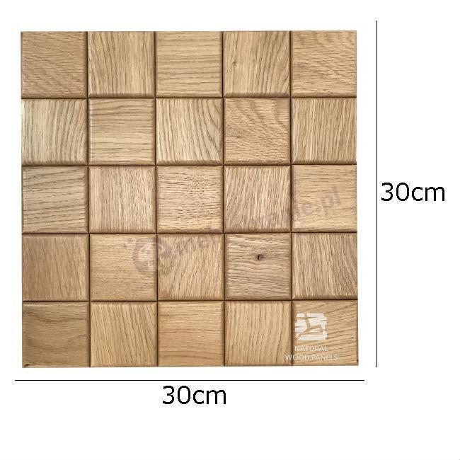Natural Wood PanelsCHOCO LUXURY series  db natur