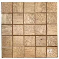 Panele drewniane CHOCO LUXURY series – 2 dąb natur - Natural Wood Panels
