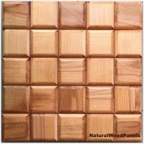 Panele drewniane CHOCO LUXURY series – 1 BUK gold - Natural Wood Panels
