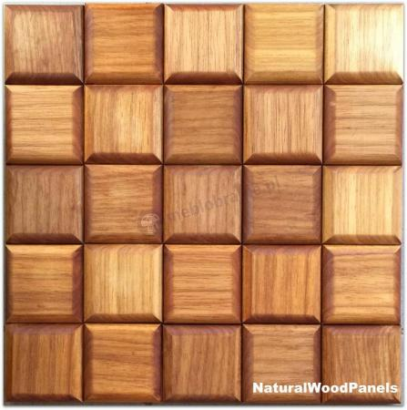 CHOCO LUXURY series – Jatoba - Natural Wood Panels