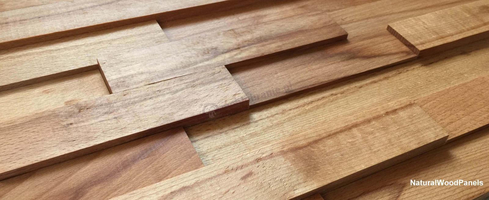 Panel drewniany bukowy