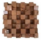 Dyfuzor Panel Akustyczny #3 Buk 32x32cm - Natural Wood Panels