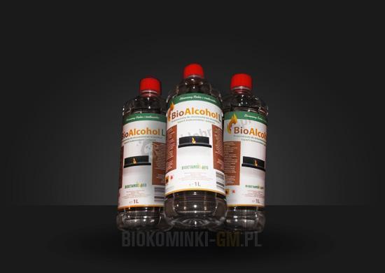Bioetanol Globmetal - biopaliwo 1l