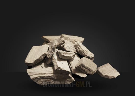 Kamień kwarcytowy ozdobny Globmetal - 1kg