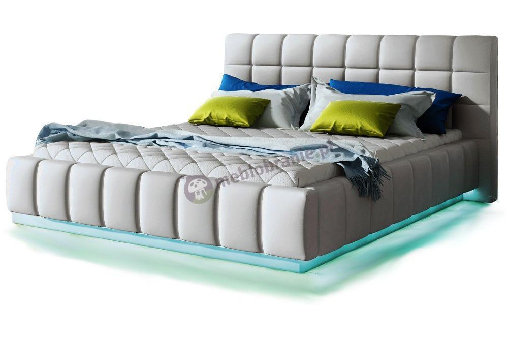 Łóżko nowoczesne do sypialni Prato - Wersal