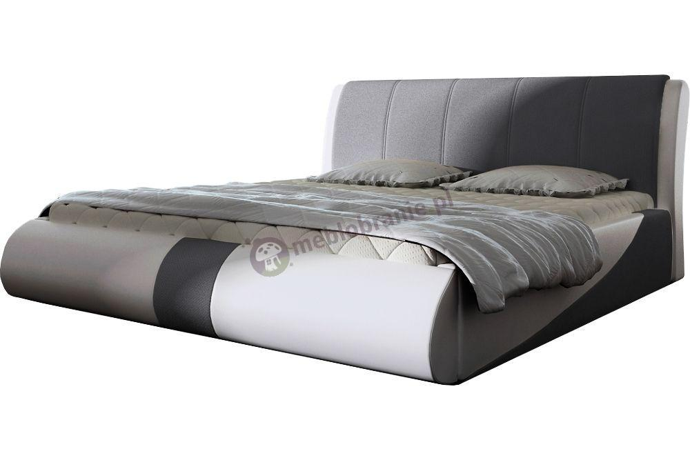 Łóżko nowoczesne do sypialni Presto - Wersal