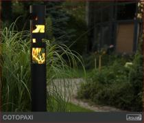 Biokominek zewnętrzny Kami - biolampa Cotopaxi