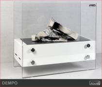 Biokominek wolnostojący Kami - Dempo 40 biały