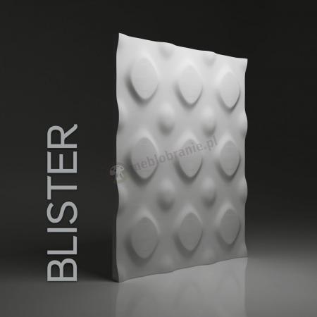 Gipsowe panele 3D na ścianę Dunes Blister