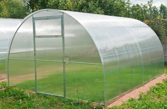 Przydomowa szklarnia ogrodowa Agro Plus 6x3x2,1 (18m2)