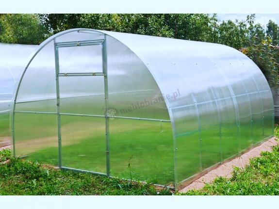 Szklarnia poliwęglanowa Agro Plus 8x3x2,1 (24m2)