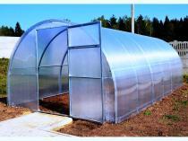 Cieplarnia szklarnia ogrodowa Agro Standard 3x12x2,1 (36m2)