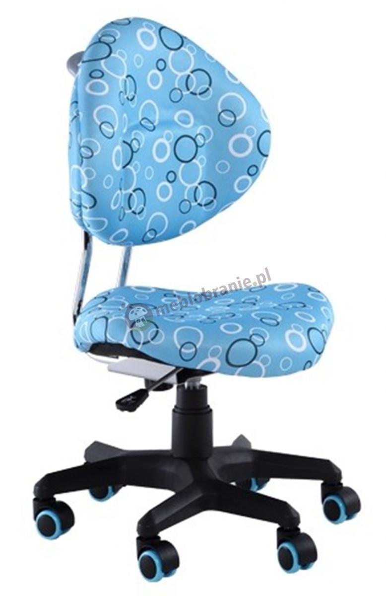 SST5 Blue krzesło obrotowe dla dziecka Fun Desk