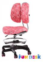 SST6 Pink fotel do biurka dla dziecka Fun Desk