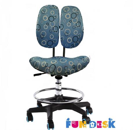 SST6 Blue krzesełko dziecięce Fun Desk