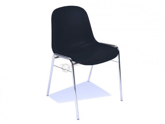 Beta krzesło konferencyjne bez podłokietników K-02