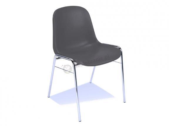 Beta krzesło konferencyjne bez podłokietników K-05
