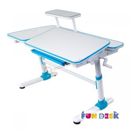Invito Blue biurko ergonomiczne dla dzieci Fun Desk