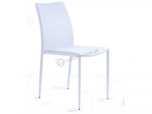 Krzesło Design Unique białe