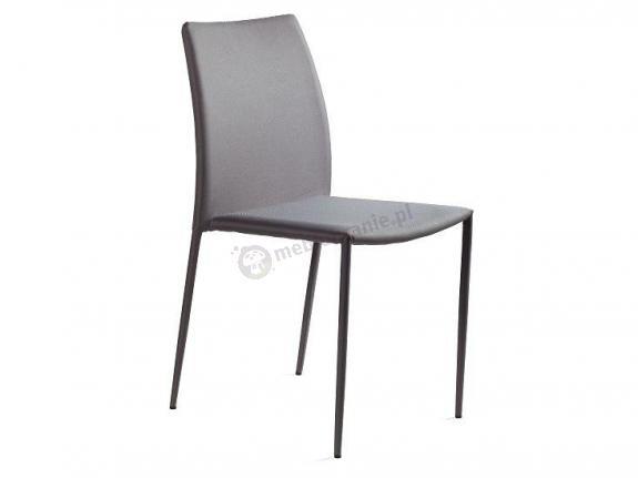 Krzesło Design Unique szare