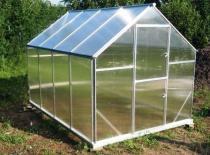 Mini szklarnia ogrodowa Gampre L-7 2,2x2,9x2,0 m (6,4m2)