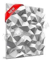Panele gipsowe 3D Model 31 Peaks - Loft Design System