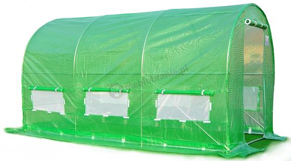 Tunel foliowy stalowy