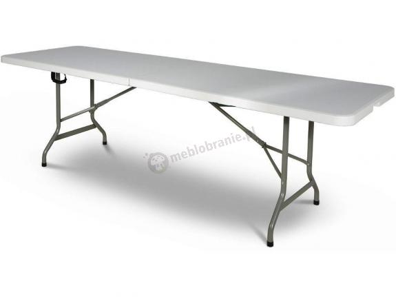 WYPRZEDAŻ - Stół cateringowy 240 cm
