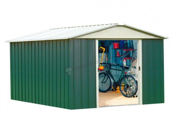 Ogrodowy domek Yardmaster 1013GEYZ Emerald Deluxe