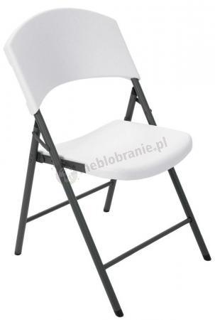 WYPRZEDAŻ - Krzesło składane cateringowe (pół-komercyjne)