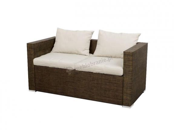 Sofa ogrodowa technorattan GONG