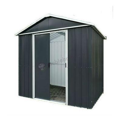 Yardmaster 67 AEYZ domek na narzędzia metalowy 2x2 Anthracite (4,4m2)