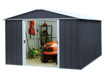Yardmaster 1010 AEYZ Domek ogrodowy 3x3 Anthracite (9m2)