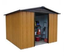 Yardmaster 108 WGY Domek na działkę ogrodową 3x2 Brown P (7m2)